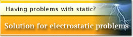 Solution for electrostatic problems